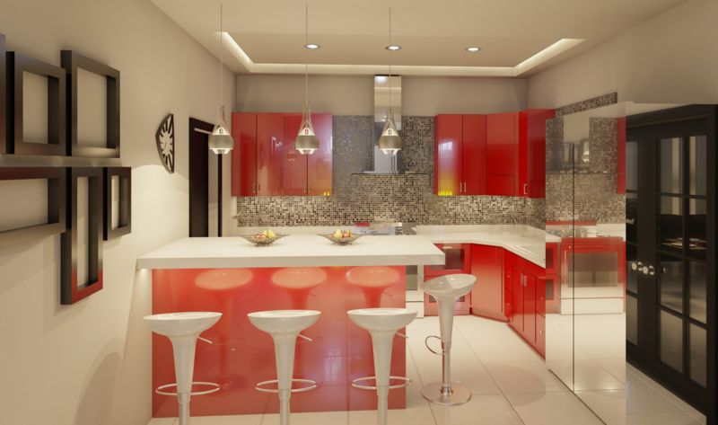 Jair Melchor_Kitchen