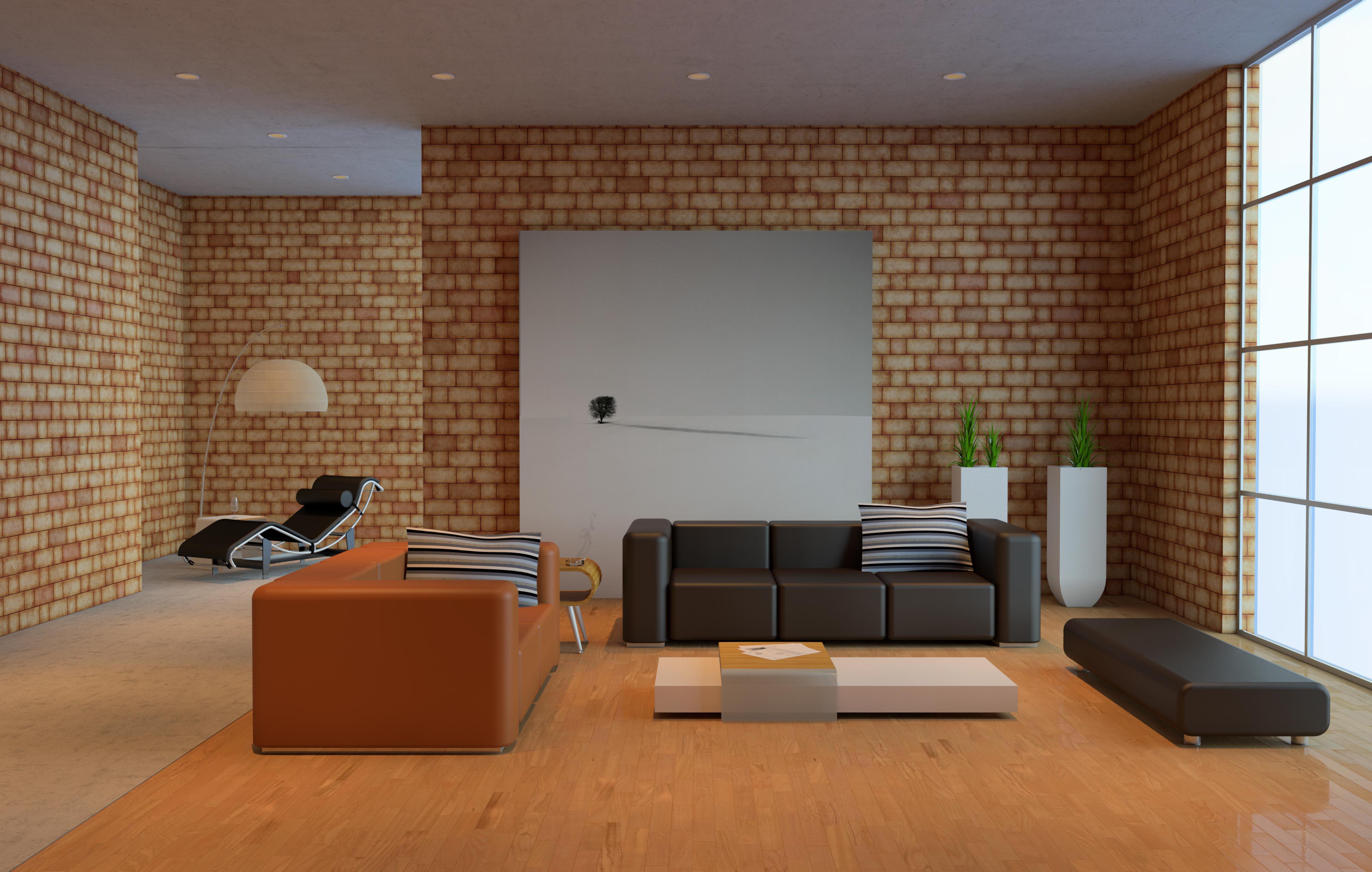 Revit interior rendering for Render interior